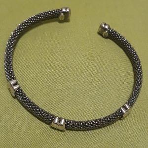 Caviar cuff bracelet pre owned